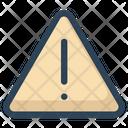 Warning Danger Sign Icon