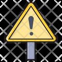 Board Notice Warning Icon