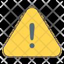 Warning Error Attention Icon