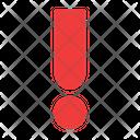 Arrow Down Sign Icon