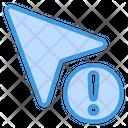 Warning Alert Error Icon