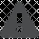 Alert Warning Sign Alert Symbol Icon