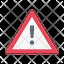 Warning Alert Danger Icon