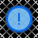 Warning Sign User Interface Icon