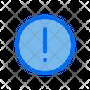 Warning Alert Sign Icon