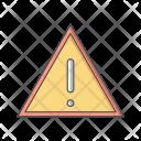 Warning Board Icon