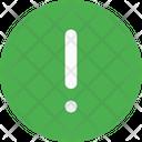 Warning Circle Icon