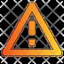 Warning Error Board Icon