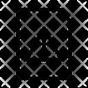 Warning file Icon