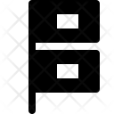Warning flag Icon