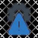 Warning Error Alert Icon