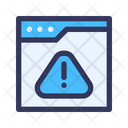 Warning Page Icon