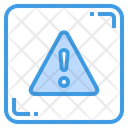 Warning Sign Alert Danger Icon