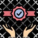 Warranty Quality Award Icon