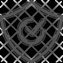 Warranty Protection Badge Icon