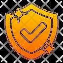 Warranty Shield Guarantee Icon