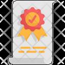 Warranty Certification Store Icon