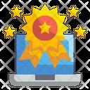 Warranty Shield Commerce Icon