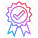 Warranty Guarantee Badge Icon