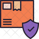 Warranty And Indemnity Icon