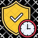 Iwarranty Period Warranty Period Warranty Timing Icon