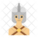Warrior Soldier Avatar Icon