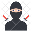Warrior Ninja Professional Icon
