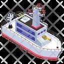 Warship Icon
