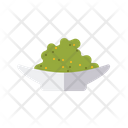 Wasabi Sushi Japanese Icon