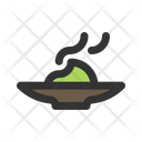 Wasabi Sauce Soy Icon