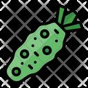 Wasabi Health Vegetarian Icon