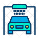 Car Clining Car Washing Car Wash Icon
