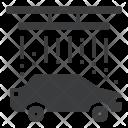 Wash Clean Car Icon
