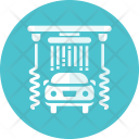Wash Clean Car Icon