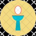 Wash Basin Tap Icon