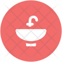 Wash Basin Sink Icon
