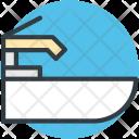 Wash Basin Sink Icon