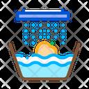 Apple Fruit Wash Icon