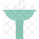 Basin Bathroom Sink Icon