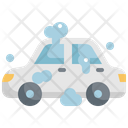 Wash Car Icon