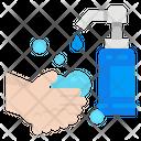 Wash Hand Icon