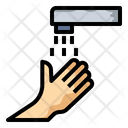 Hands Clean Wash Icon