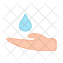 Wash Hands Handwash Sanitizer Icon