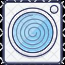 Machine Laundry Spin Icon