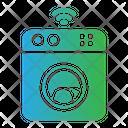 Wash Machine Wash Washing Machine Icon