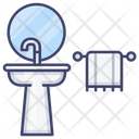 Wash Stand Icon
