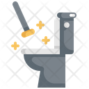 Wash Toilet Icon