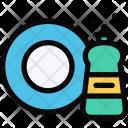 Wash Up Plumber Icon