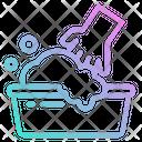 Washable Icon