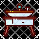 Washbasin Wash Basin Basin Icon